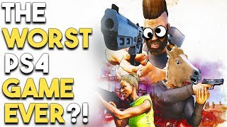 The WORST PS4 Game EVER?! It