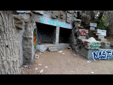 #376 (8/17/2017) INSIDE The Abandoned LA Zoo!