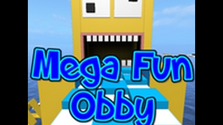[ROBLOX] Mega Fun Obby by IPlayFootball [1-740]
