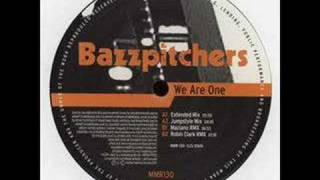 Bazzpitchers - We Are One (Robin Clark Rmx)