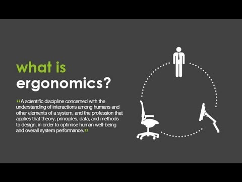 Ergonomics and Design