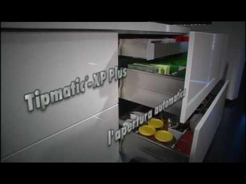 Guide per cassetti e cerniere per mobili w rth youtube for Guide cassetti pesanti
