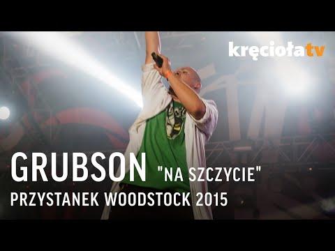 """Grubson """"Na szczycie"""" Przystanek Woodstock [PROMO DVD+CD]"""