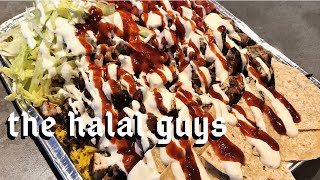 COOKVLOG: Recreating The Halal Guys