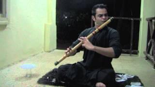 5 - Raag Hamsadhwani - Aalap & Jod - Jay Thakkar - Bansuri