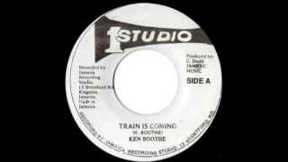 Watch Ken Boothe The Train Is Coming video