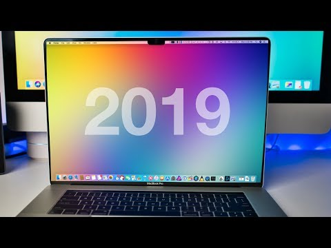 MacBook Pro (2019) Preview