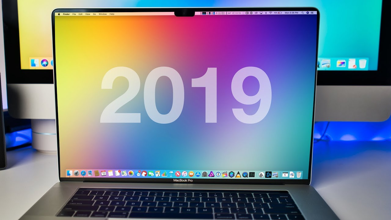 MacBook Pro (2019) Preview - YouTube