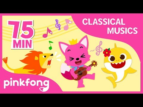 baby-shark-classical-music-and-more-|-+compilation-|-pinkfong-classical-musics