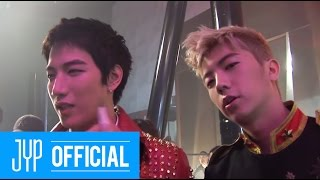 [Real 2PM] M/V Making Video (Wooyoung