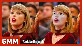 Celebrity Photoshop Disasters (GAME)
