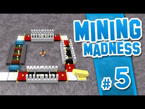 Mining Madness #5 - HOW TO MAKE A LOT OF MONEY FAST   Roblox