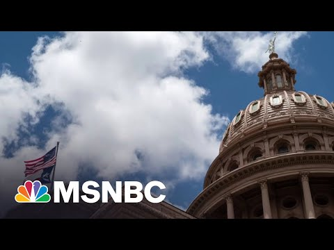 Texas Republicans Go All The Way With Voting Restrictions, Abortion Law