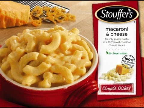 Stouffers Mac And Cheese Product Review YouTube