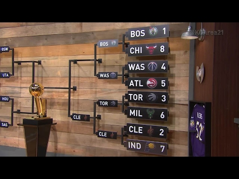 Area 21: Eastern Conference Talk | NBA on TNT