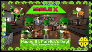 Happy St Patrick's Day - Epic Mini Games - Roblox