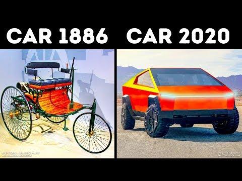 Old Cars VS New Cars
