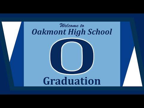 Oakmont High School Graduation 2020