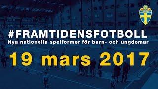 Sammanfattning #FramtidensFotboll - 19 mars 2017
