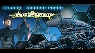 CDF Ghostship V1.01 Gameplay | Onslaught Mode