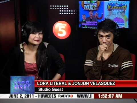 OJT @ radio singko :) 92.3 news FM. :)