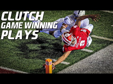 Best Clutch/Game Winning Plays of the 2020-21 College Football Season ᴴᴰ |