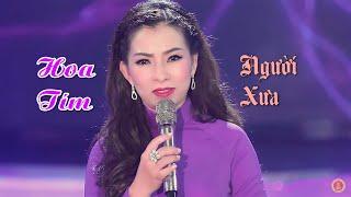 Gambar cover Hoa Tím Người Xưa | Ca sĩ Mỹ Trang | Rồng Vàng tổng hợp