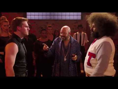 Pitch Perfect 2 Extended Riff-Off Beatbox Scene