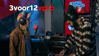 Kate Tempest - Live bij 3voor12 Radio