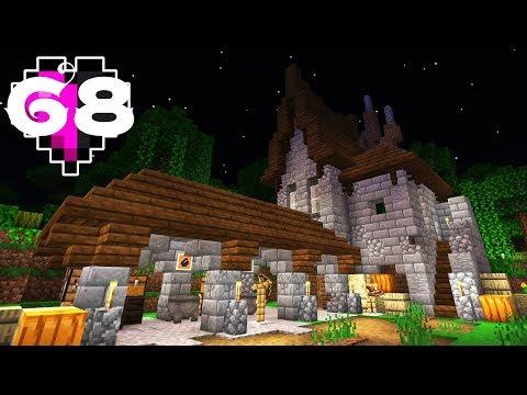 THE NEW FLETCHER/ARROWMAKER SHOP! - Ep. 68 - A Minecraft Let's Play