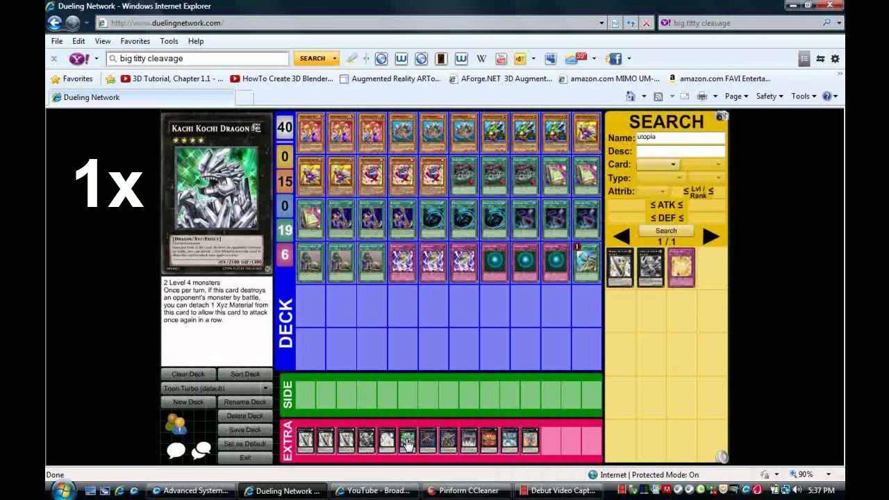Yugioh World: Toon Turbo Deck Profile 2012 By Kung Fu