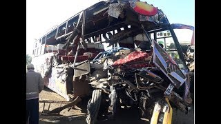 12 die in road crash at Gilgil