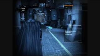 Batman Arkham Asylum Demo-Geforce 6100