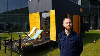 Campertobi - Tiny House Festival 2019 - Messe Karlsruhe - Teil 1 - Altic Tiny House