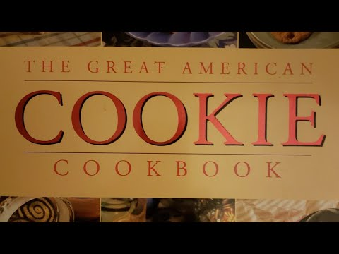 Cookbook Corner - Great American Cookie Cookbook - 30 Days Of Thanksgiving