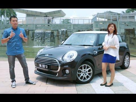New Mini Cooper Chili F56 Review Autobuzzmy Youtube