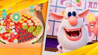 بوبا اطباق رمضان بيتزا الفاكهة - مسلسلات رمضان - افلام كرتون كيدو