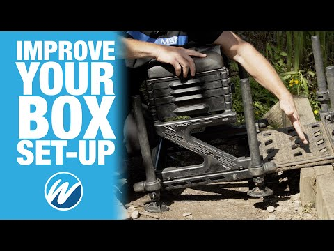 Improve Your Seat Box Set-Up | Jamie Hughes And Andy May