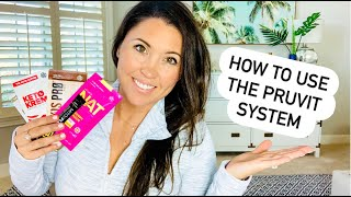 How To Use The Pruvit Ketone System. Directions