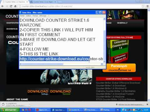Counter strike 1.6 all in 1 warzone by @@bad_man@@