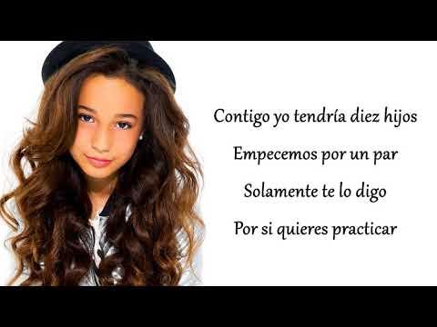 Shakira - Me Enamoré (Angelic Cover)(Lyrics)