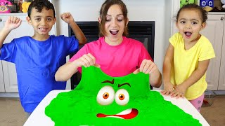 Leah and Anwar make a Giant slime