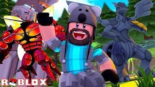 BUZZWOLE + ZEKROM!! | Pokémon Brick Bronze Randomizer [#9] | ROBLOX