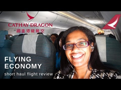 Flight Qingdao to Hong Kong | Cathay Dragon KA955