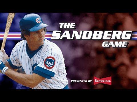 The Sandberg Game | The Signature Game of Hall-of-Famer Ryne Sandberg's Career