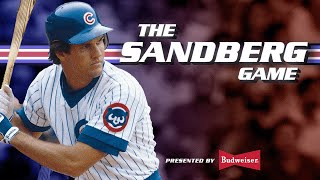 The Sandberg Game | The Signature Game of Hall-of-Famer Ryne Sandberg's Career