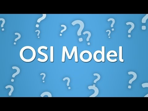 OSI Model Explained | Real World Example