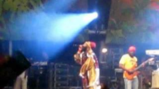 Capleton - Jah Jah City , Mi Deh Yah - Live @ Rototom Sunsplash 2009