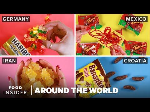 Candy From Around The World | Around The World