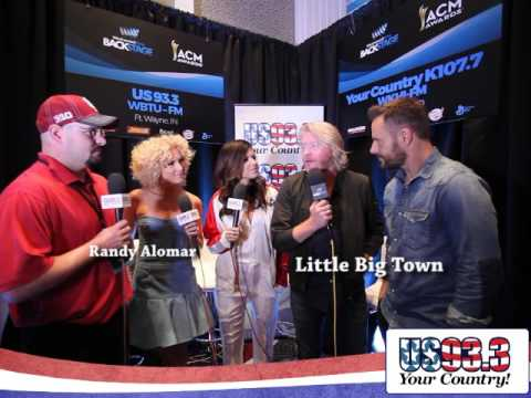 US93.3 Interview with Little Big Town